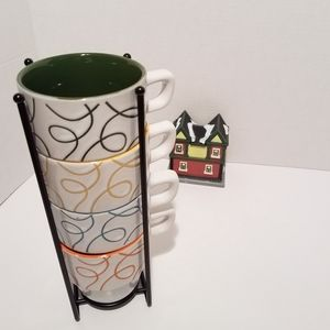 Gallery Kitchen - Gallery table top coffee cups